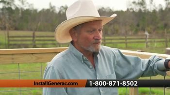 Generac TV Spot, 'Power Your Life: Special Financing and Warranty' - Thumbnail 3