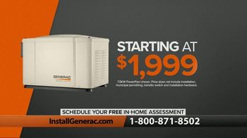 Generac TV Spot, 'Power Your Life: Special Financing and Warranty' - Thumbnail 6