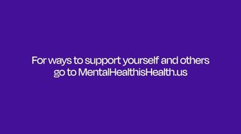 Mental Health Is Health TV Spot, 'Three Positives' Featuring Pauly D - Thumbnail 9