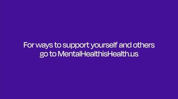 Mental Health Is Health TV Spot, 'Three Positives' Featuring Pauly D - Thumbnail 8