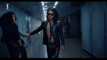 Yves Saint Laurent Y TV Spot, 'Why Not' Featuring Lenny Kravitz - Thumbnail 2
