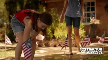 Tractor Supply Co. TV Spot, '4th of July: Show Our Spirit' - Thumbnail 3
