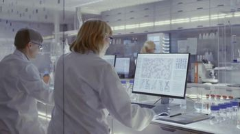 Fujifilm TV Spot, 'Never Stop: Cell Biology' - Thumbnail 6