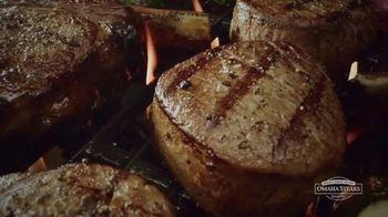 Omaha Steaks TV Spot, 'Grilling Wisdom: 12 Free Burgers' - Thumbnail 1