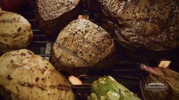 Omaha Steaks TV Spot, 'Grilling Wisdom: 12 Free Burgers' - Thumbnail 3
