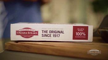 Omaha Steaks TV Spot, 'Grilling Wisdom: 12 Free Burgers' - Thumbnail 6