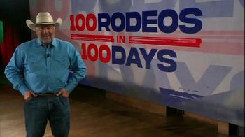 Cowboy Channel Plus TV Spot, '100 Rodeos in 100 Days' - Thumbnail 1