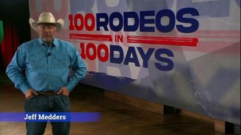Cowboy Channel Plus TV Spot, '100 Rodeos in 100 Days' - Thumbnail 2