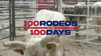 Cowboy Channel Plus TV Spot, '100 Rodeos in 100 Days' - Thumbnail 5
