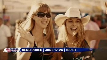 Cowboy Channel Plus TV Spot, '100 Rodeos in 100 Days' - Thumbnail 7