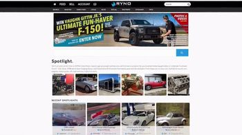 Ryno Classifieds Online TV Spot, 'For Racers and Race Fans'
