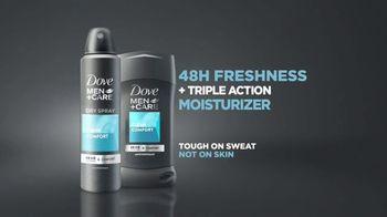Dove Men+Care TV Spot, 'Nelson: Dry Spray' - Thumbnail 8