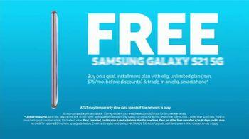 AT&T Wireless TV Spot, 'Lily Plays + Free Samsung Galaxy S215G' - Thumbnail 10
