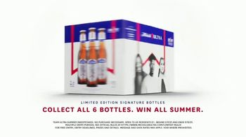 Michelob ULTRA Team ULTRA Summer Sweepstakes TV Spot, 'ULTRA Comeback: New Moves' - Thumbnail 6