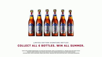 Michelob ULTRA Team ULTRA Summer Sweepstakes TV Spot, 'ULTRA Comeback: New Moves' - Thumbnail 7