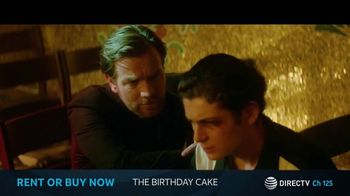 DIRECTV Cinema TV Spot, 'The Birthday Cake'