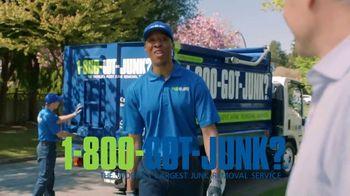 1-800-GOT-JUNK TV Spot, 'The Shed' - Thumbnail 9