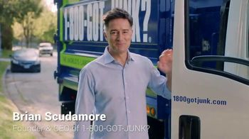 1-800-GOT-JUNK TV Spot, 'The Shed' - Thumbnail 5
