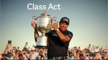 Workday TV Spot, 'Leave It to Lefty: Phil Mickelson' - Thumbnail 6
