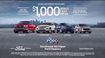 Ford TV Spot, 'Built for You by You: F-150 and Explorer' [T2] - Thumbnail 9