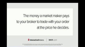 Interactive Brokers TV Spot, 'Payment for Order-Flow'