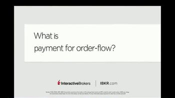 Interactive Brokers TV Spot, 'Payment for Order-Flow' - Thumbnail 1