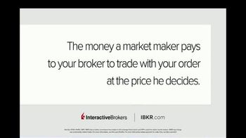 Interactive Brokers TV Spot, 'Payment for Order-Flow' - Thumbnail 3