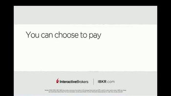 Interactive Brokers TV Spot, 'Payment for Order-Flow' - Thumbnail 6