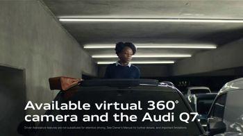 2021 Audi Q7 TV Spot, 'Impossible Park' [T2]