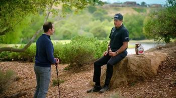 Amstel Light TV Spot, 'In the Rough: Greg' Featuring Phil Mickelson - 2 commercial airings