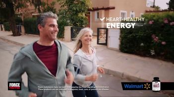 Force Factor Total Beets TV Spot, 'Nitric Oxide: Walmart' - Thumbnail 3