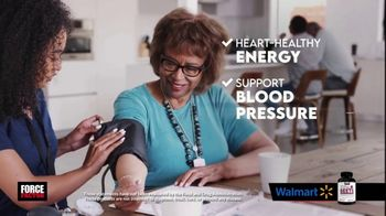 Force Factor Total Beets TV Spot, 'Nitric Oxide: Walmart' - Thumbnail 4