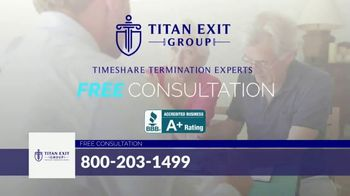 Titan Exit Group TV Spot, 'Stuck in a Timeshare: Free Consultation'
