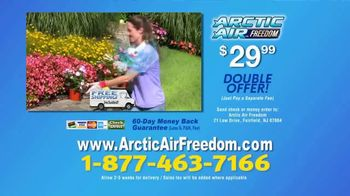 Arctic Air TV Spot, 'Double Offer: Stay Cool' - Thumbnail 10