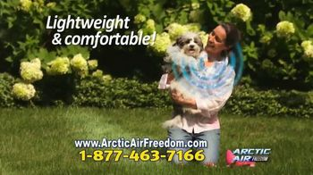 Arctic Air TV Spot, 'Double Offer: Stay Cool' - Thumbnail 5