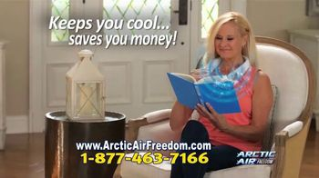 Arctic Air TV Spot, 'Double Offer: Stay Cool' - Thumbnail 7