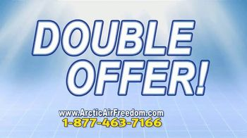 Arctic Air TV Spot, 'Double Offer: Stay Cool' - Thumbnail 8