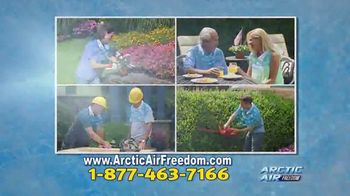 Arctic Air TV Spot, 'Double Offer: Stay Cool' - Thumbnail 9