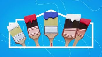 Lowe's TV Spot, '4th of July: $40 Off Paint and Stain 5 Gallon' - Thumbnail 5