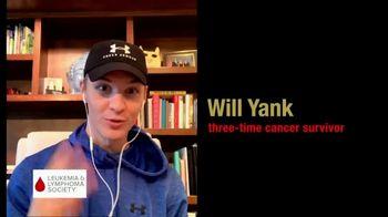 The Leukemia & Lymphoma Society TV Spot, 'Will Yank'