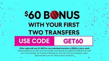 InstaReM TV Spot, 'Here Comes InstaReM: $60 Bonus' - Thumbnail 3