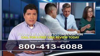 Paraquat and Parkinson's Disease Legal Helpline TV Spot, 'Exposure' - Thumbnail 10