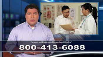 Paraquat and Parkinson's Disease Legal Helpline TV Spot, 'Exposure' - Thumbnail 2