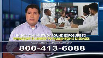 Paraquat and Parkinson's Disease Legal Helpline TV Spot, 'Exposure' - Thumbnail 7