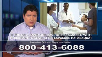 Paraquat and Parkinson's Disease Legal Helpline TV Spot, 'Exposure' - Thumbnail 9
