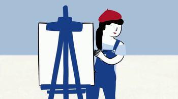 Oui by Yoplait TV Spot, 'Masterpiece'