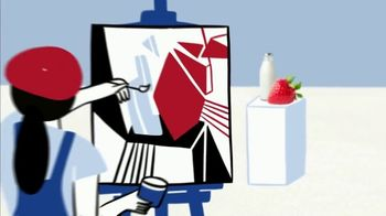 Oui by Yoplait TV Spot, 'Masterpiece' - Thumbnail 6
