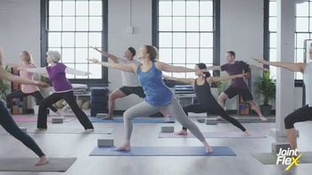 JointFlex TV Spot, 'Is Joint Pain Holding You Back?: Nighttime Pain Relief: Roll-On Massager'