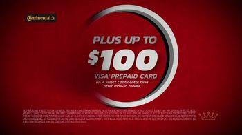 Tire Kingdom TV Spot, 'Two Advisors: Ugh: Continental: $100 Rebate + $100' - Thumbnail 10