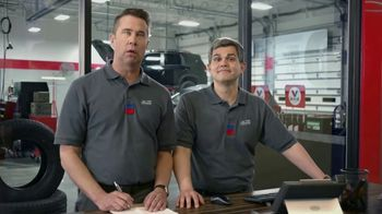 Tire Kingdom TV Spot, 'Two Advisors: Ugh: Continental: $100 Rebate + $100' - Thumbnail 2